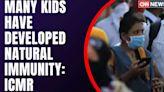 ICMR Sero Survey   Dr. Balram Bhargava: Wise To Open Primary Schools First  Covid News CNN News18