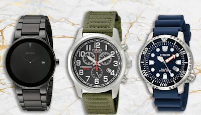 Our Favorite Citizen Watches for Men: Eco-Drive, Sports Watches, Dress Watches & Limited-Edition Timepieces