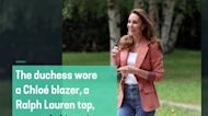 """Kate Middleton Has Entered The """"Skinny Jeans Are Over"""" Chat"""