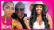 Andy Weighs In on Porsha's 'Wild' Engagement as Simon Slams Cheating Rumor