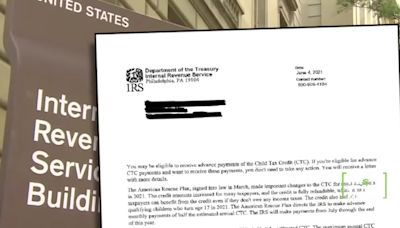 Missing Child Tax Payment