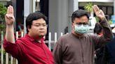 學生領袖背負21條冒犯君主罪 創泰國歷史紀錄 | 中央社 | NOWnews今日新聞