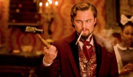Leonardo DiCaprio's real blood is in 'Django Unchained' scene