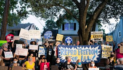 GOP and Democratic senators condemn abortion protest held outside Supreme Court Justice Brett Kavanaugh's home