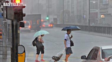 天文台晚上9時45分取消黃雨警告 | 社會事