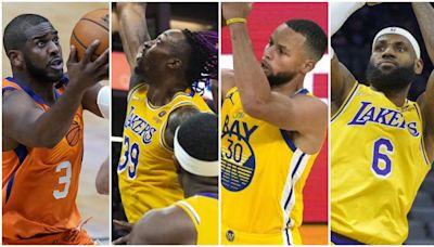 Los récords imposibles que se pueden romper en el regreso de la NBA