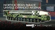 North Korea's Military Parade Reveals New Threats