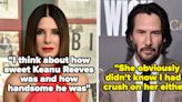 These 22 Actors Came Clean About Crushing On Costars They Never Actually Dated, And It's Cute As Hell