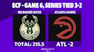 Betting: Bucks vs. Hawks | July 3