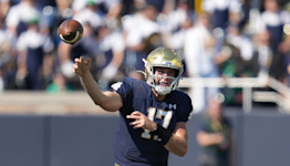 College football betting: Bettors are backing Notre Dame
