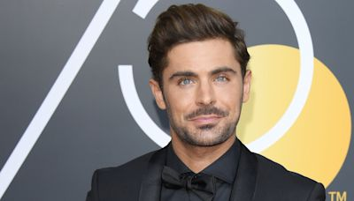 Zac Efron Shows Off His Abs in Shirtless Birthday Thirst Trap
