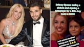 Britney Spears' fiancé responds to funny remarks he was a young autograph hunter