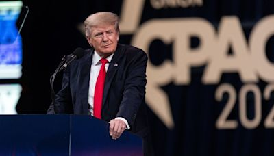 'I became worse': Trump tells CPAC being impeached twice didn't improve his behaviour