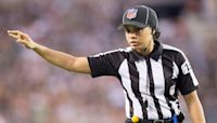 Maia Chaka becomes NFL's first Black woman official