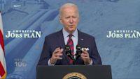 Promise Tracker: Joe Biden's first 100 days