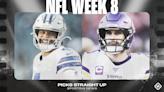 NFL picks, predictions against spread Week 8: Steelers bounce Browns; 49ers, Chiefs, Bills rebound