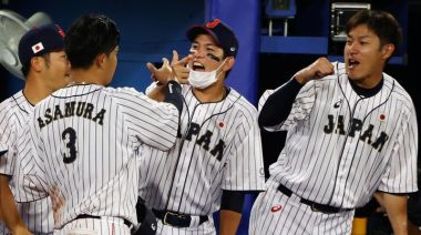 東奧棒球/日本再見安打逆轉勝美國 闖進準決賽