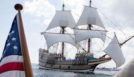 Beautiful historic ships you can visit