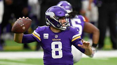 Kirk Cousins throws three interceptions as Vikings trail 20-0 at halftime