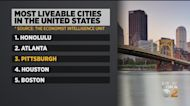Pittsburgh No. 3 Most Livable City In United States