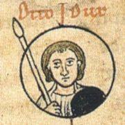 Otto I, Duke of Saxony