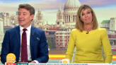 Ben Shephard criticises Prince Harry over Charles comments: 'He's been a parent for five minutes'