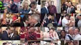 Andrew Cuomo rebuts 'sex-harass' report — with shots of him kissing, hugging supporters