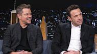 Ben Affleck and Matt Damon Share Why 'Good Will Hunting' Almost Broke Their Writing Partnership