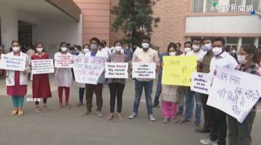 台中醫院隔空指導 助駐印度公使抗疫