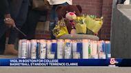 Friends, family hold Dorchester vigil for Terrence Clarke