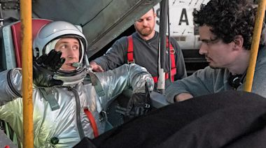 'First Man' Blu-Ray Bonus Feature Takes Ryan Gosling to Space Camp (Exclusive Clip)