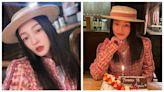 張韶涵39歲生日暨出道20週年 長文答謝粉絲:幸運有你們啊!