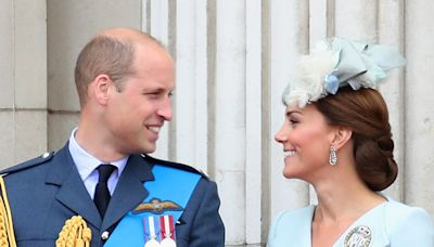 *These* Will Be Prince William and Kate Middleton's New Royal Titles When Prince Charles Is King