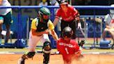 Olympics-Softball-U.S. unbeaten as Australia, Mexico gold chances grow slim