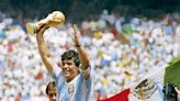 Diego Maradona will forever be remembered as the greatest ever