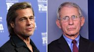 Brad Pitt Scores Emmy Nomination for Playing Dr. Fauci on 'SNL' & More News | THR News