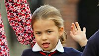 Princess Charlotte Looks Exactly Like Another Royal—And It's Not Kate or William