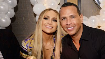 Alex Rodriguez Seemingly Hinted at His Split With Jennifer Lopez On Instagram
