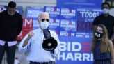 Biden trashes Trump's Cuba policy in Florida