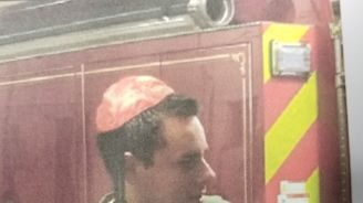 New Jersey cop, firefighter disciplined after dressing up as an Orthodox Jew at a party