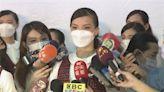 國慶典禮全程戴口罩! 親善團改練「眼睛微笑」迎賓