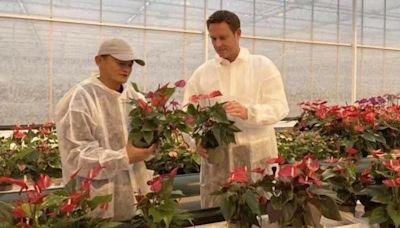 馬雲歐洲考察農業技術 擬結合阿里巴巴大數據人工智能 | 立場報道 | 立場新聞