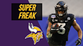Vikings Splurge on Freak Athlete, Poised to Have Biggest Rookie Impact