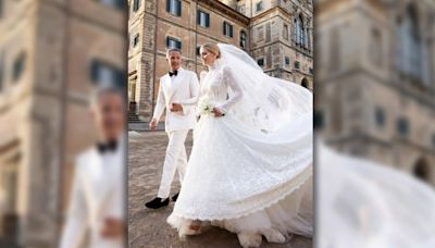 How Kitty Spencer's Wedding Became the Fashion Olympics