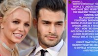 Britney Spears' Boyfriend Slams Her Dad as New Documentary Brings Attention to Conservatorship
