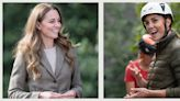 Kate Middleton Goes From Outdoorsy to Preppy with a Switch of a Jacket