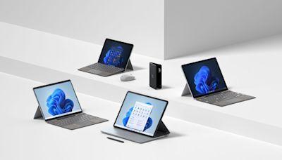 微軟Surface系列手機、平板搭配Windows 11全球發布