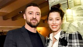 Lovebirds! Justin Timberlake Posts Valentine's Day Tribute for Jessica Biel