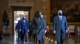 House Democrats deliver Trump impeachment charge to Senate