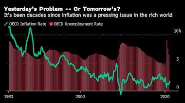 儘管3月份物價飆升 通膨過冷仍是聯儲會的心腹之患